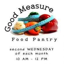 Web Feature Image - Good Measure Food Pantry