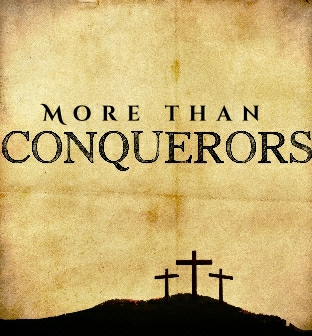 Sermon Series - More than Conquerors - Web - Sermon Audio Button